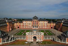 Schloss Bruchsal - Bruchsal Castle